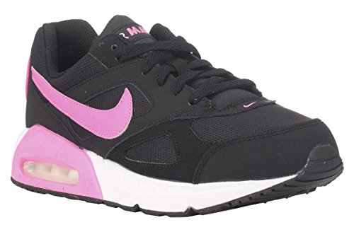 Nike Air Max Ivo (Gs), Chaussures de Running Entrainement Fille Black/pink