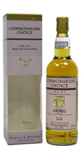 Ardbeg - Connoisseurs Choice - 1979 26 year old Whisky by Ardbeg
