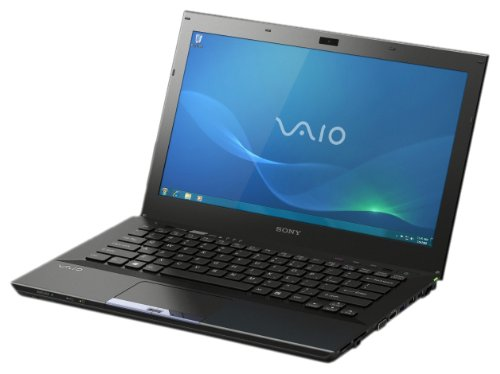 Sony Vaio SA3Z9E/XI 33,8 cm (13,3 Zoll) Notebook (Intel Core i7 2640M, 2,8GHz, 8GB RAM, 256GB HDD, AMD 6630M, Blu-ray, Win 7 Pro) (Ram Für Vaio Laptop)
