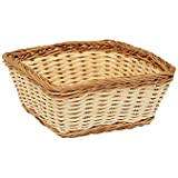 HomeStop Back To Earth Square Fruit Basket_Brown_Free Size