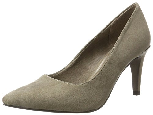 Tamaris Damen 22457 Pumps, Braun (Pepper), 36 EU