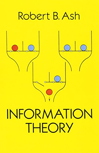 Information Theory (Dover Books on Mathematics) por Robert Ash
