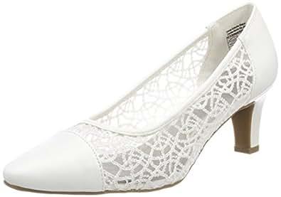 Paco Mena 050600, Schuhe, Absatzschuhe, Stilettos, Grün, Lila, Female, 36