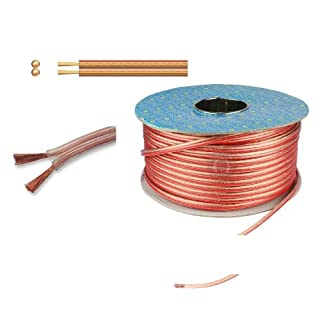 ASCL 10m of 192 strand, Professional Speaker Cable, Oxygen Free Copper