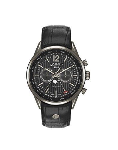 Roamer business superior de múltiples funciones del reloj para hombre 508822 43 54 05