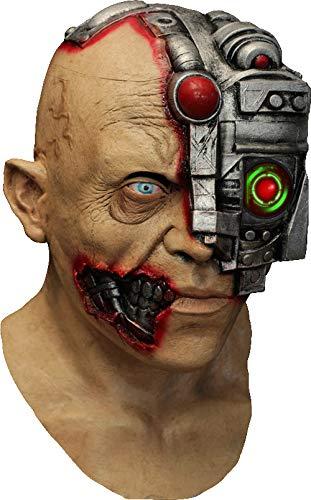 - Cyborg Gesicht Für Kostüme