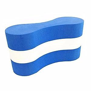 ZREAL Praktische Schwimmbecken Training Eva Foam Pull Buoy Schwimmer Kickboard für Kinder Erwachsene