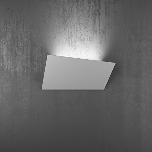 Kamera Top Light (Wandleuchter aus Metall grau MINIMAL MODERNE SALA KAMERA TOP LIGHT RUMBLE 1147/A40-GR)