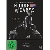 House of Cards - Die komplette zweite Season