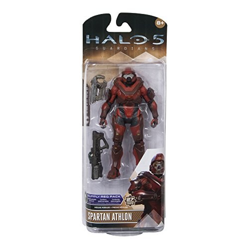 Image of HALO AUG158246 McFarlane Toys Guardians Series 2 Spartan Athlon Action Figure