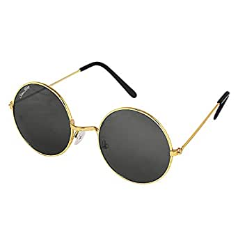 b3497f46430b Round Frame Sunglasses Amazon