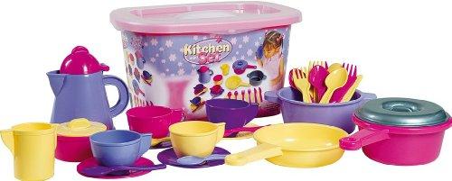 Androni Giocattoli 2131-0000 - Cofanetto Accessori Cucina