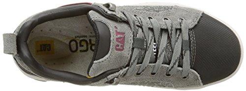 Caterpillar - Brode St S1P Src - Chaussures de Sécurité - Femme Gris (Grey)