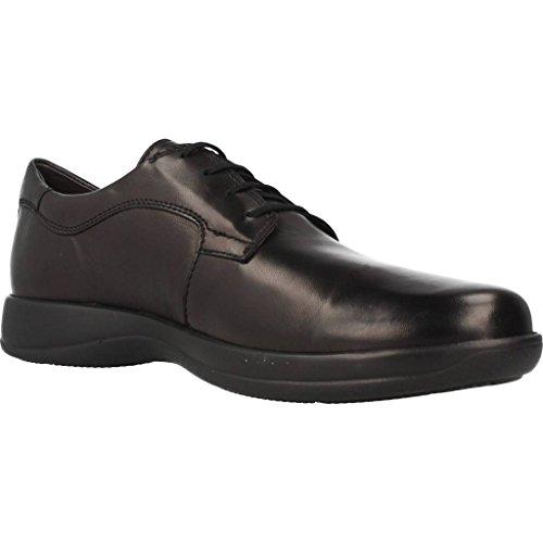 Lacci scarpe per gli uomini, colore Nero , marca STONEFLY, modello Lacci Scarpe Per Gli Uomini STONEFLY SEASON III 10 NAPPA Nero Nero