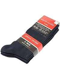 Socken PIERRE CARDIN Herren 3-er Pack 43-46 dunkel blau