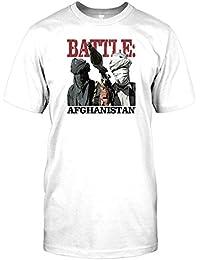 Battle Afghanistan - Taliban Mens T Shirt