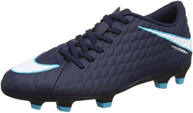 Nike Hypervenom Phade III FG, Zapatillas de Fútbol Para Hombre