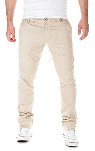 Yazubi Chinos Pantalones Slim fit – Dustin – para Hombre