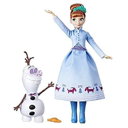 Puppe & Olaf | Disney Frozen | Hasbro C3384 ()