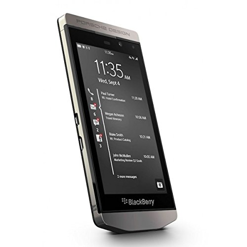 Blackberry PRD 57031–00110,66cm (4,2pollici) Smartphone PD P '9982(32GB) argento