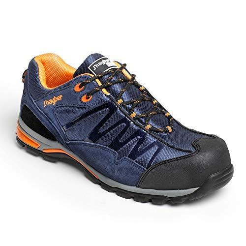 J' Hayber Works - Calzado de seguridad Sport line Grip AZUL MARINO J'Hayber