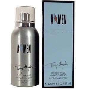 Angel Men By Thierry Mugler For Men. Deodorant Spray 4.4 Oz. by Thierry Mugler - Angel Men Deodorant