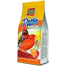 Riga färbende Pasta para pájaros, ...
