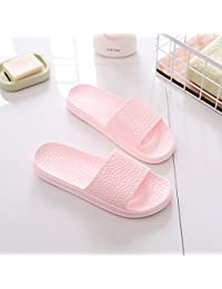 Sudook House Mule - Zapatillas antideslizantes para piscina, suela de espuma suave, Rosa, US-7.5-8=UK-6.5-7=EU-40-41