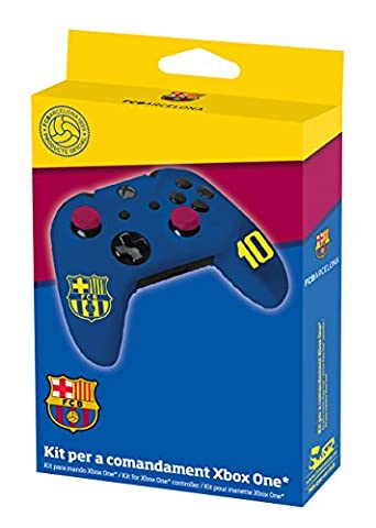 Subsonic kit pour manette XBOX ONE licence officielle FCB -