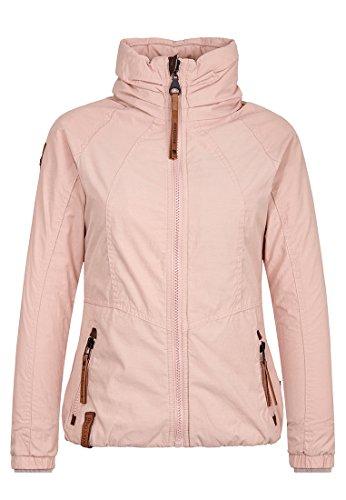 Naketano Female Jacket Klatschen Und So Dusty Pink, M