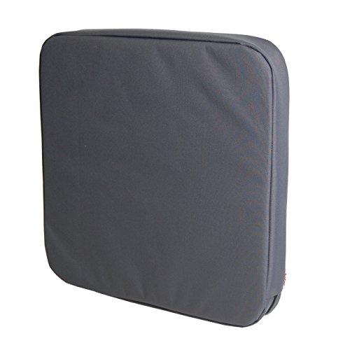 """beties """"Dämmy"""" einfache Dämmvorrichtung für Wohnmobile Dachfenster (Womo Dämm Kissen); für Standard-Luken 40x40 (Farbe: anthrazit)"""