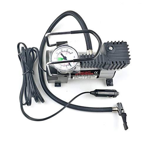 12V portátil neumáticos inflar Aire eléctrico Bomba