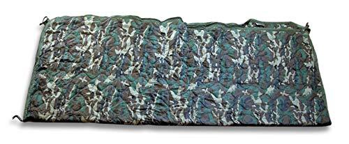 Albainox - 33677 - Manta Americana Cremallera. Camo