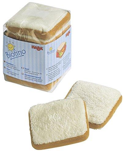 HABA 1473 Biofino - Pan de Molde para Mercado de Juguete