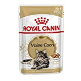Royal Canin -Feline Breed Nutrition Wet Maine Coon Adult, 12x85g