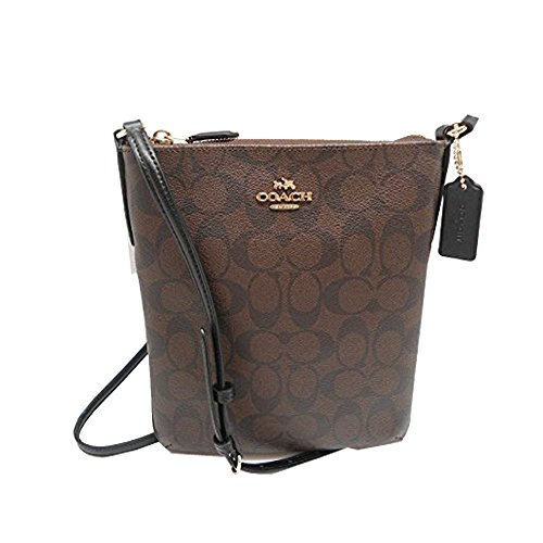 coach-signature-north-south-swingpack-crossbody-brown-pvc-brown-black