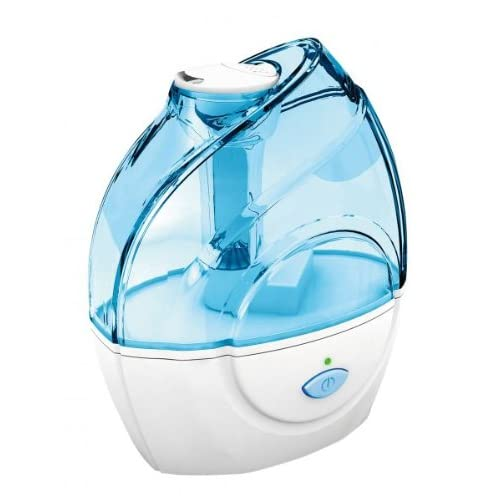 41zP59wIz0L. SS500  - Mini Ultrasonic Humidifier Ideal For Bedrooms - Living Rooms - Childrens & Babies Rooms.