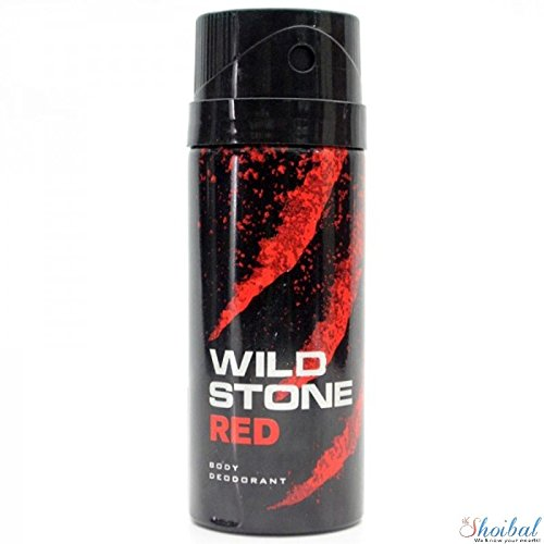 Wild Stone Deodorant, Red, 150ml Image