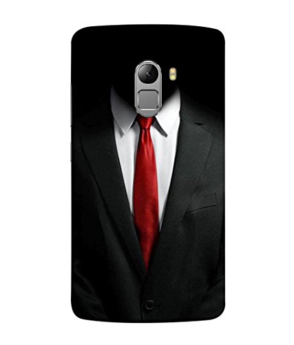 PrintVisa Designer Back Case Cover for Lenovo Vibe K4 Note :: Lenovo K4 Note A7010a48 :: Lenovo Vibe K4 Note A7010 (Suit shirt tie formal decent)  available at amazon for Rs.385