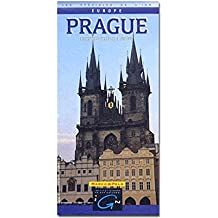 Carte routière : Prague