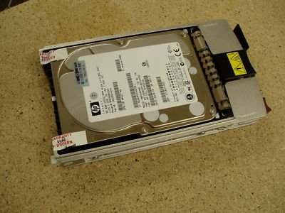 Fujitsu Enterprise 36.7GB Ultra-320 SCSI HDD SCA 80-Pin 10K rpm 8MB MAP3367NC -