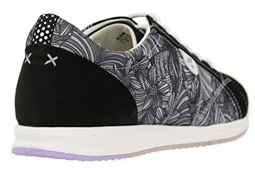 Sport scarpe per le donne, colore Nero , marca GEOX, modello Sport Scarpe Per Le Donne GEOX D AVERY Nero Nero (nero)