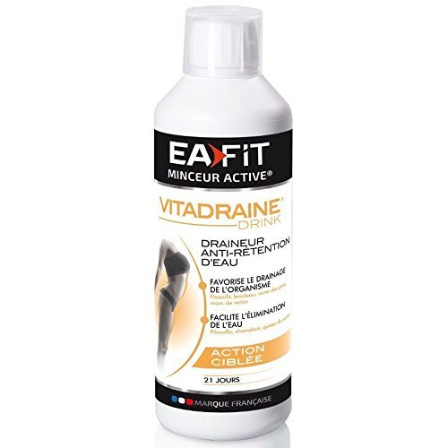 EAFIT - Minceur Active - Vitadraine Drink Drainer Anti-Rétention D'eau - 500 ml