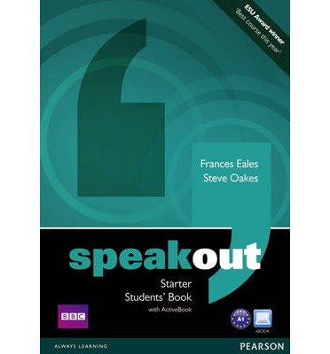 [(Speakout Starter Students Book with DVD/active Book Multi ROM Pack)] [ By (author) Frances Eales, By (author) Steve Oakes ] [March, 2012]