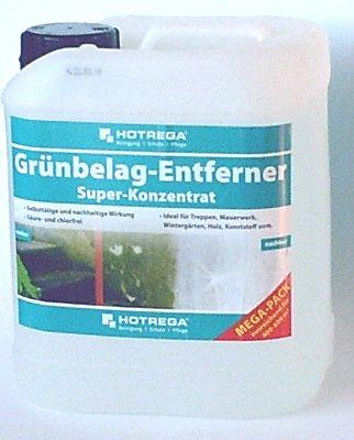 HOTREGA Grünbelag-Entferner 5 Liter