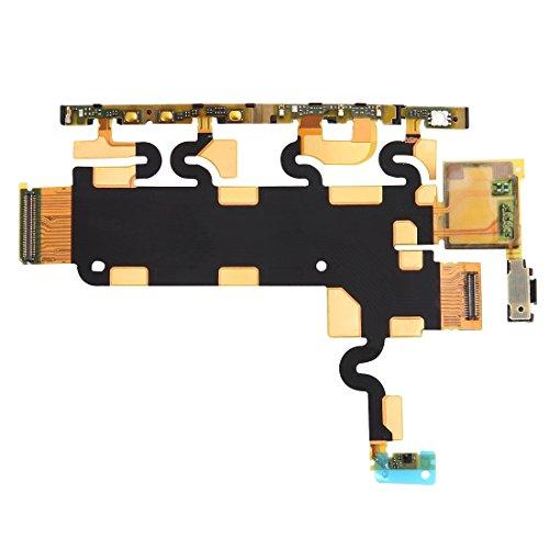 JIAHENG Neue Ersatzteile Motherboard (Power & Volume & Mic) Flachbandkabel für Sony Xperia Z1 / L39h / C6903 Smartphone-Flexkabel (Motherboard Xperia Z1)