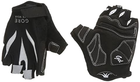 GORE BIKE WEAR, Damen, Kurze Mountainbike-Handschuhe, Countdown 2.0 Summer, black/white,