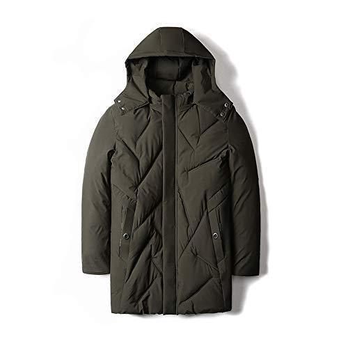 Winter Coat Men UFODB Männer Overcoat Herren Baseballjacken Warm  Bomberjacke Casual Cabanjacke Pocket Zipper Daunenjacke Freizeit  Softshelljacke Outwear ... c32eedec64