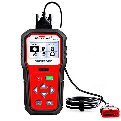 SWEET Obd2 Auto Diagnostica Bluetooth OBDII Automobile Motore Diagnostica Display LCD da 2.8 Pollici 5 Protocollo 6 Lingue per Tutte Le Auto a Benzina/Diesel/Ib