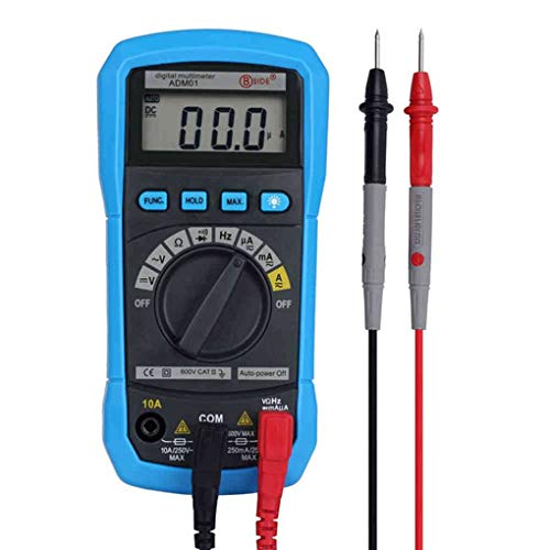 Bomcomi Auto Ranging Digital-Multimeter DMM DC AC Spannung Strom Temperatur-Messgerät Tester Diode -